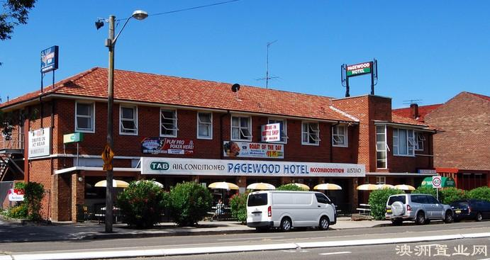 Pagewood 区