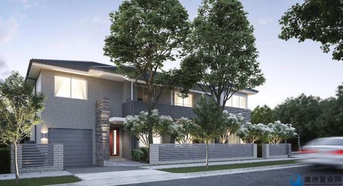Eastwood 精品Townhouse